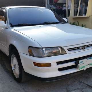 97 Toyota Corolla 1.6L  TRD edition for sale