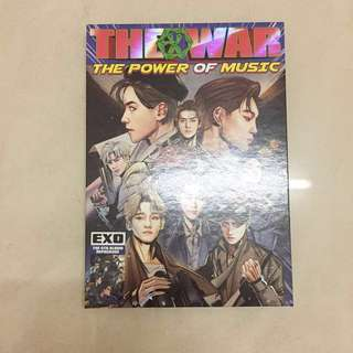 EXO: The War (The Power of Music)