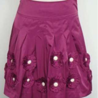 Alannah Hill 'Doomed! We're Doomed!' Skirt - Size 10