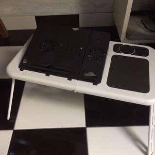 E-table meja cooler laptop