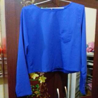 Blouse Crop Benhur
