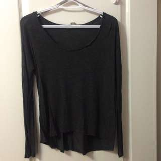 Forever 21 soft cotton long sleeve