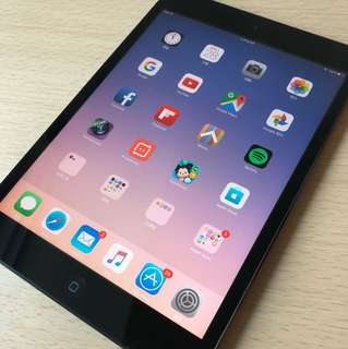 ipad mini 1 16g wifi ver.