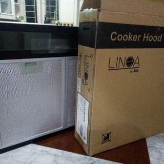 NEW! Penyedot Asap kompor/Cooker Hood