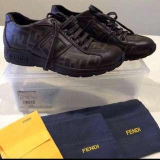 FENDI ZUCCA Shoe