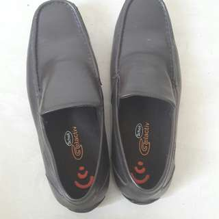 LEATHER SHOE SCHOLL