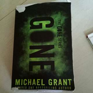 The GONE Series Book