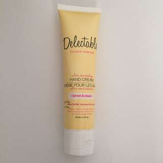 Delectable Hand Cream