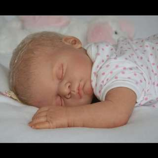 Life-Like Reborn Baby Doll, Super Realistic, Collectable Toy!