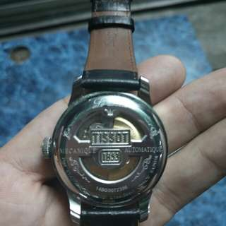 Tissot 1858 Le locle automatic watch