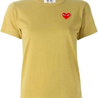 Commes Des Garcons tshirt XS