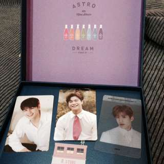 [WTS] ASTRO DREAM ALBUM PART 01