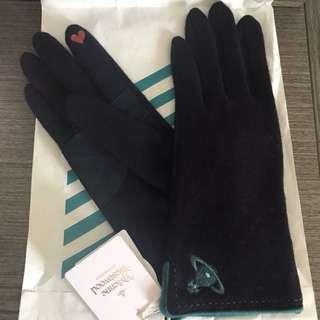 全新.Vivienne Westwood 手襪
