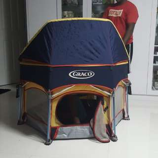 Graco Playtent