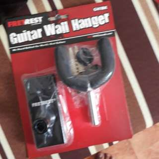 Wall guitar hanger for sale
