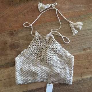 Spell Crochet Halter Top