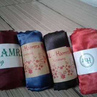 Pashmina satin new