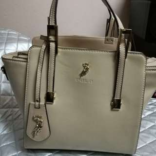 Polo Handbag(authentic)