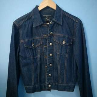French Connection NEW denim jacket S