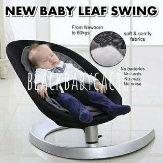 Baby leaf swing