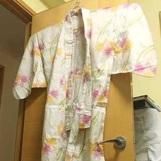 和服浴衣yukata 99%new