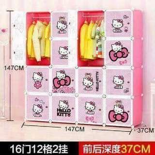 16 Cube Cabinet