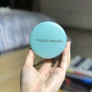 Wardah Loose Powder shade 03 Ivory