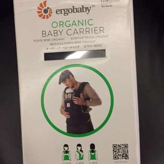 Reduced Price!! Ergo Baby Carrier [Organic Cotton]