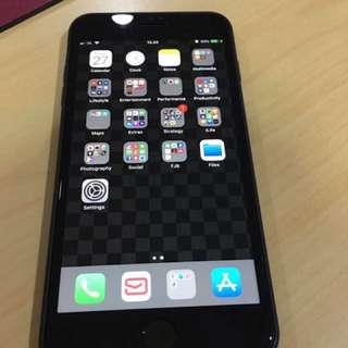 Iphone 7+ 256 gb blackmatte