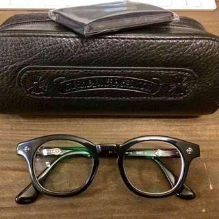Chrome Hearts Baby A Glasses 925 純銀 眼鏡