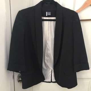 Black blazer M size