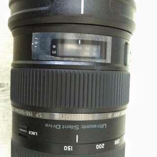 【TAMRON】150-600mm F/5-6.3 Di VC USD(A011公司貨)