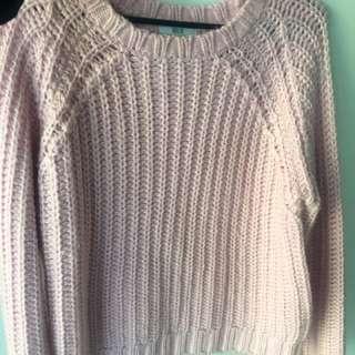 Asilio Pink knit