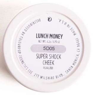 Lunch Money Instock! Colourpop Super Shock Highligher Available Now