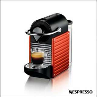 🚚 雀巢 Nespresso PIXIE C60 膠囊咖啡機 紅色 公司現貨