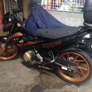 Suzuki Raiders R150