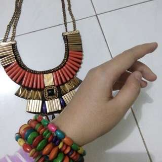 Kalung dan Gelang Fashion