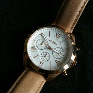 Fossil Chrono Style Unisex Watch