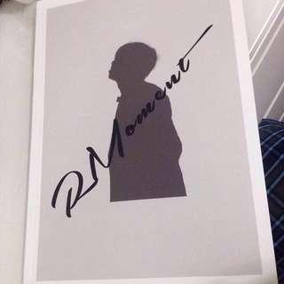 BTS RM Fansite Booklet