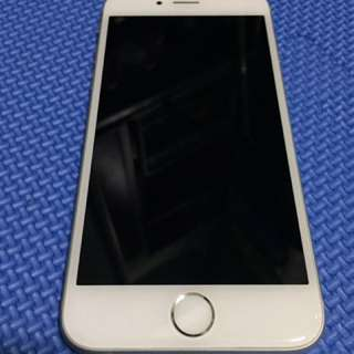 Iphone 6 128gb silver color