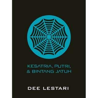 eBook Supernova Dee lestari