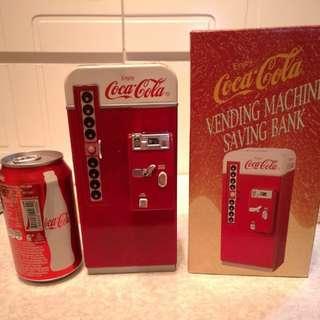 可樂金屬錢箱