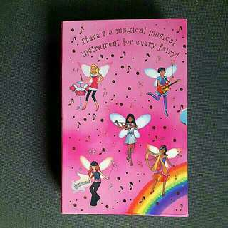 7 Rainbow Fairies books