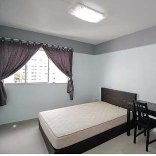 Very Clean Common Room. AirCon. Wifi.