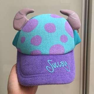 Monster Inc Sulley mesh cap / hat original from Tokyo Disney Resort