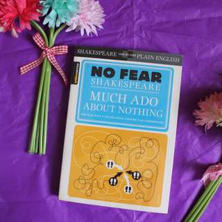 Sparknotes No Fear Shakespeare Much Ado About Nothing