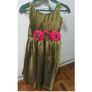 girls gown