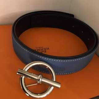 Hermes 32mm Belt