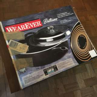 WearEver quart jumbo cooker