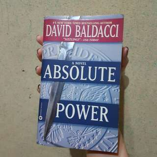 Absolute Power (by David Baldacci)